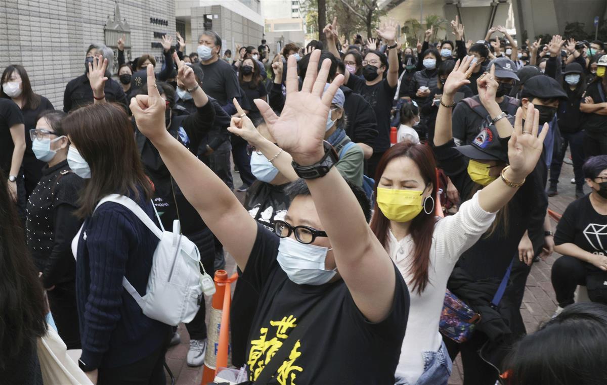 【緯度経度】香港 封殺される「6割」の民意 藤本欣也