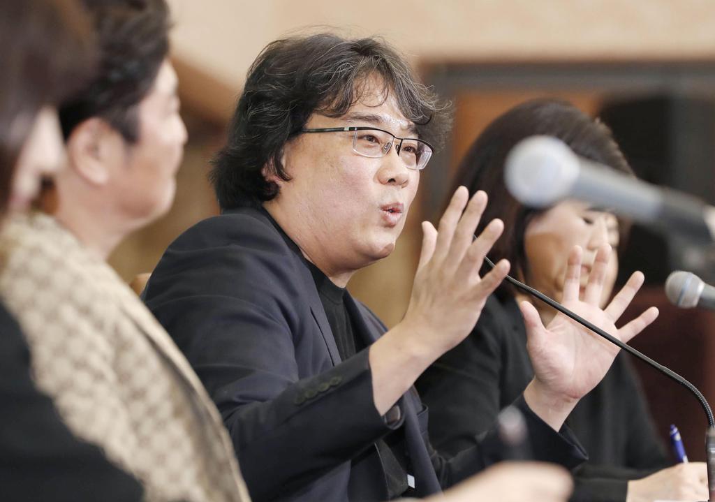 アカデミー賞に地殻変動 震源地は韓国「パラサイト」