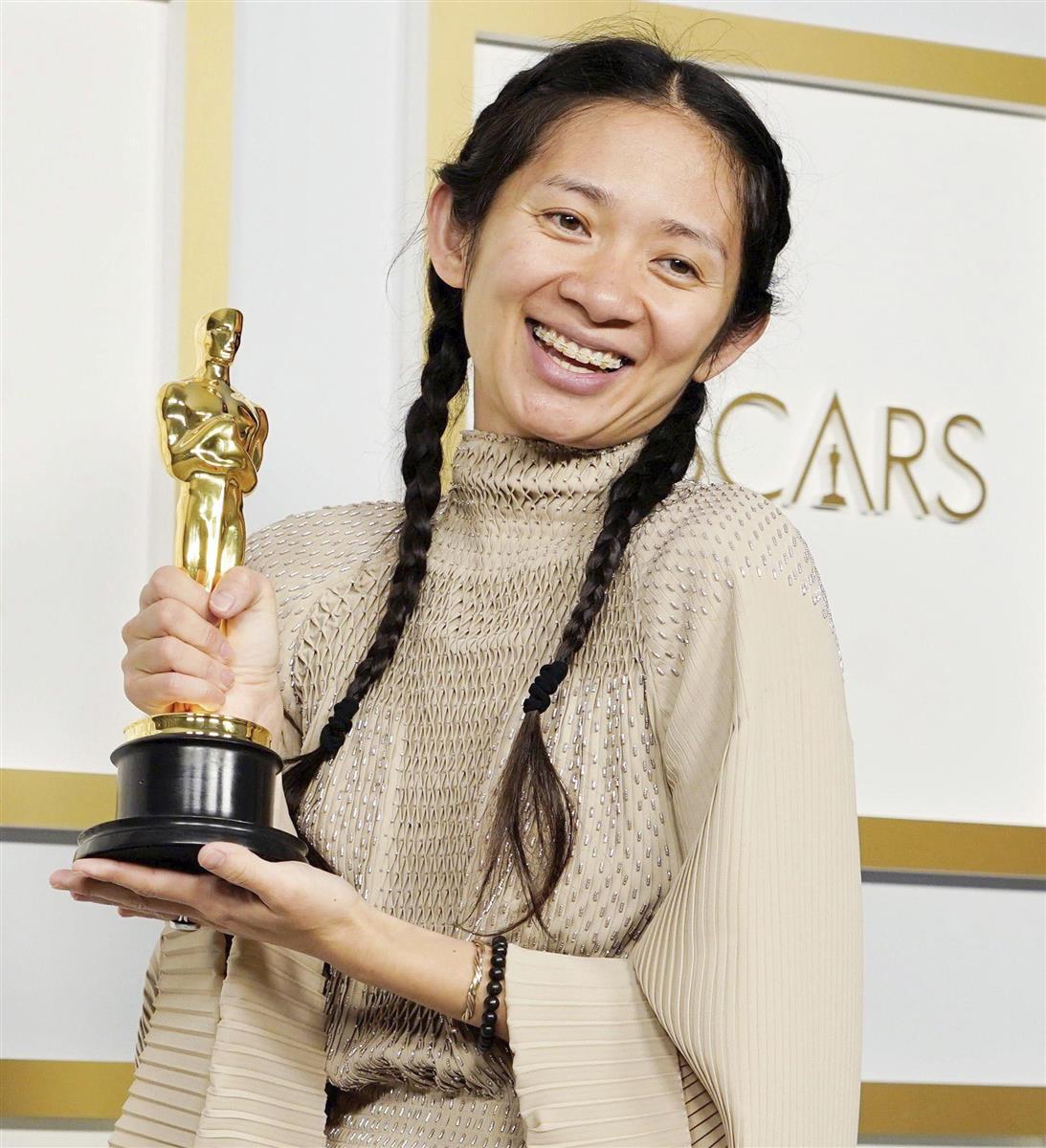ジャオ監督のアカデミー賞なかったことに…ハリウッドは沈黙