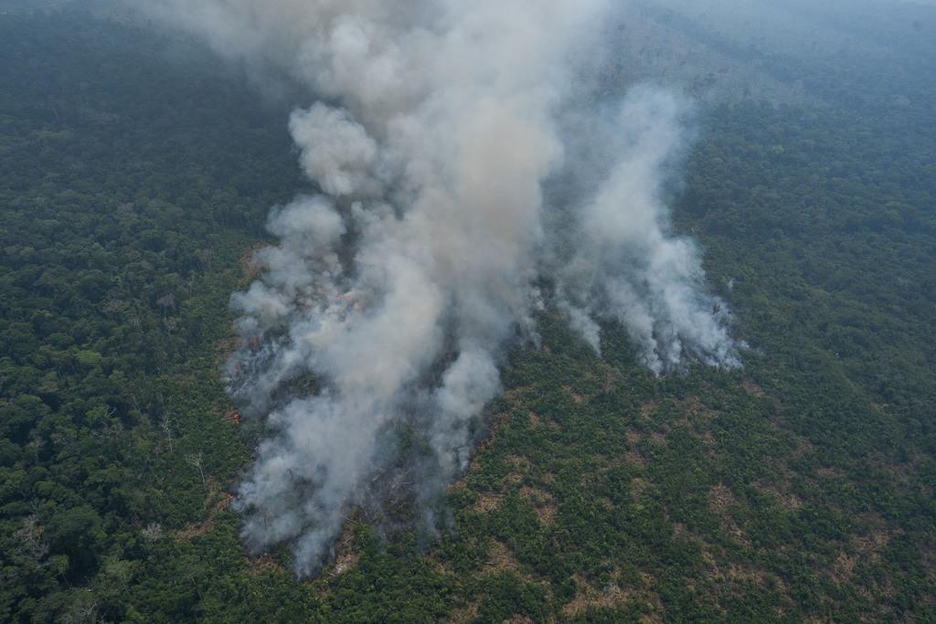 米中貿易摩擦で燃え上がる「地球の肺」アマゾン