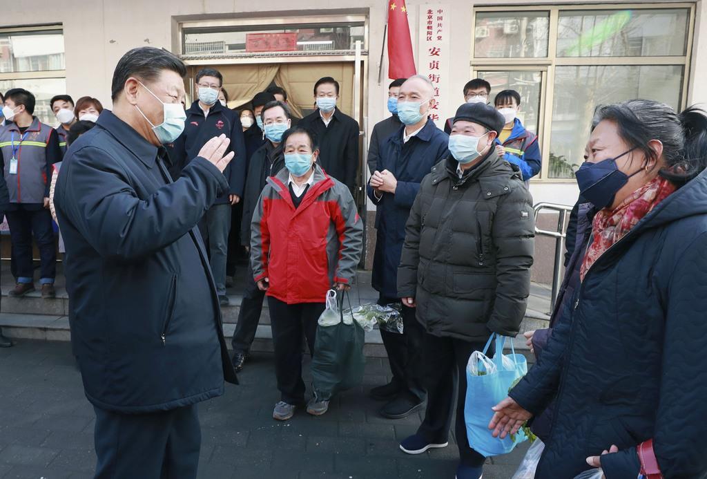 マスク増産に自動車メーカーまで参入 必死の中国政府が大号令