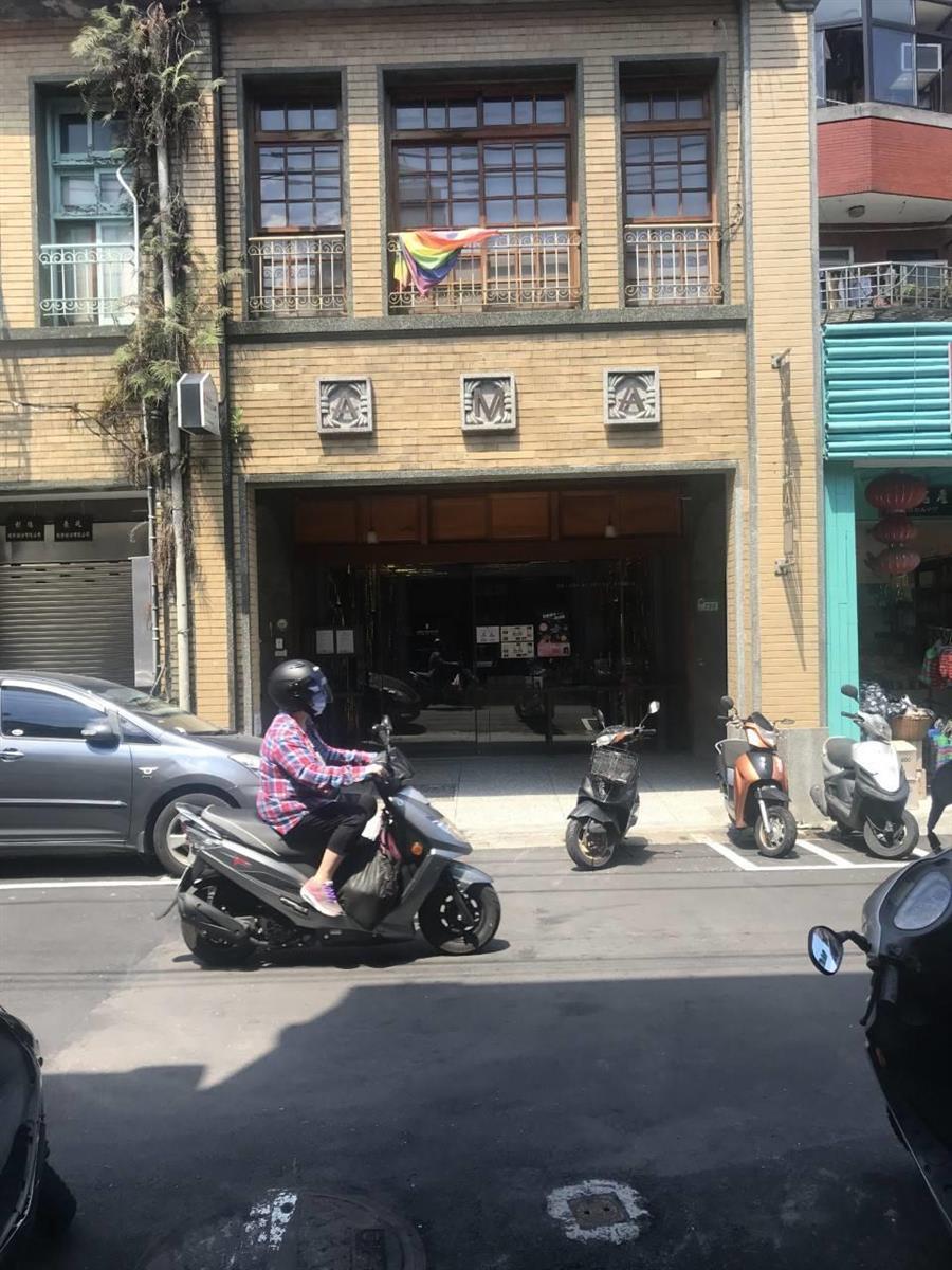 台湾の唯一の慰安婦記念館「アマの家」(矢板明夫撮影)