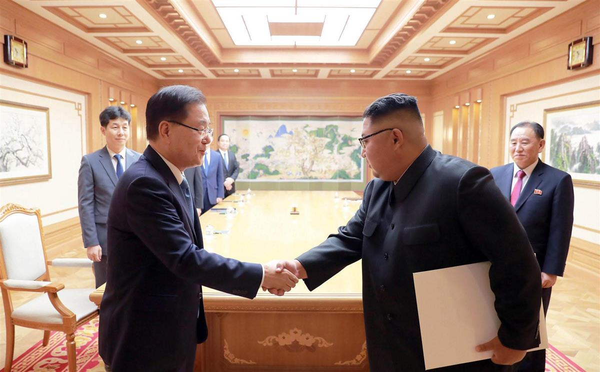 【久保田るり子の朝鮮半島ウオッチ】韓国の新外相は「金正恩を最も知る外交官」だが…