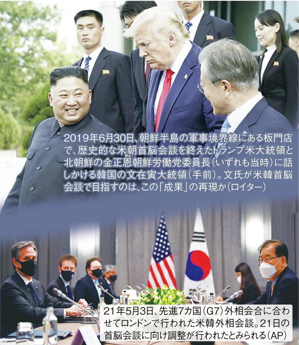 米韓首脳会談の同床異夢 久保田るり子