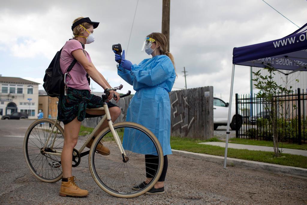 米大都市感染深刻、「第2のNY化」に懸念 ニューオーリンズなど急増