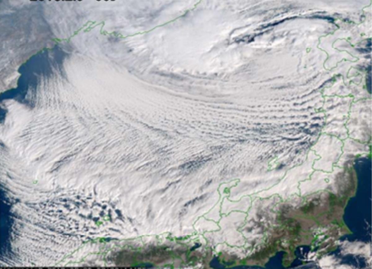 災害級の豪雪も 「日本海寒帯気団収束帯」